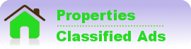 Properties Classified Ads