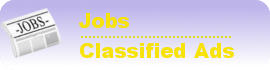 Jobs Classified Ads